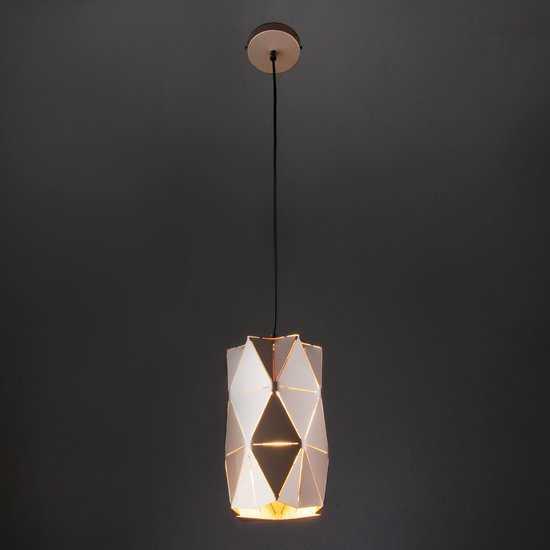 Подвесной светильник 50145/1 золотой фото
