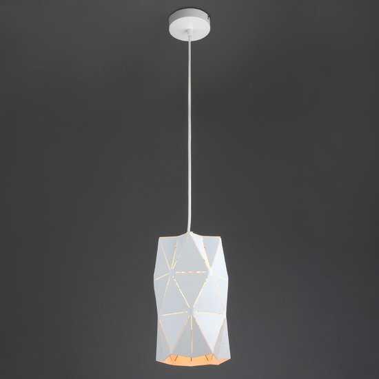 Подвесной светильник 50145/1 белый фото