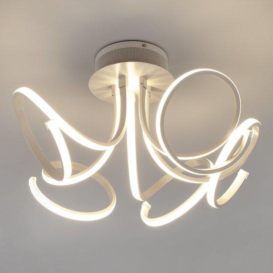 Фото №3 Светодиодный потолочный светильник 90111/5 белый