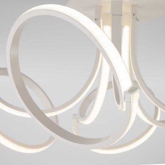 Фото №7 Светодиодный потолочный светильник 90111/5 белый