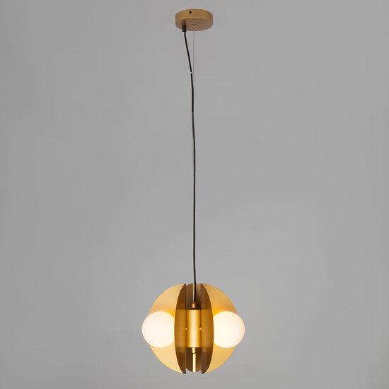 Фото №3 Подвесной светильник 50144/3 золото