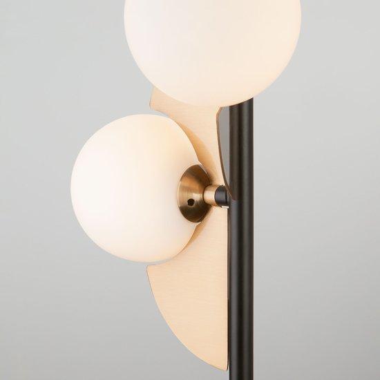 Фото №3 Подвесной светильник 50143/3 золото/черный