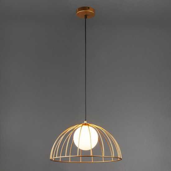 Подвесной светильник 50140/1 золотой фото