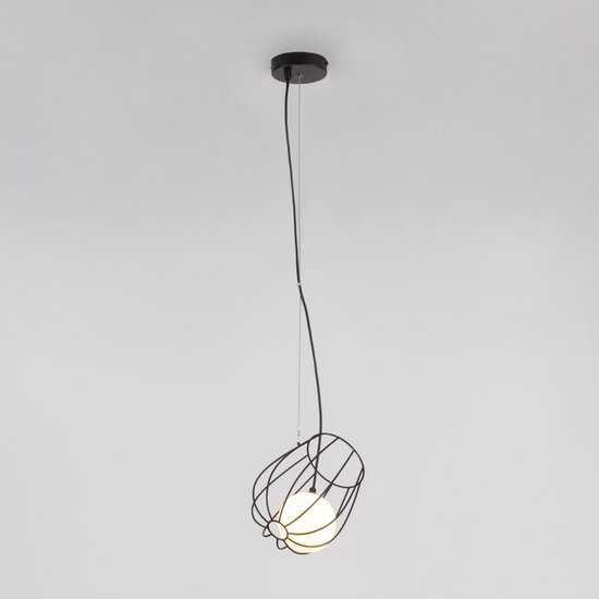 Подвесной светильник 50138/1 черный фото