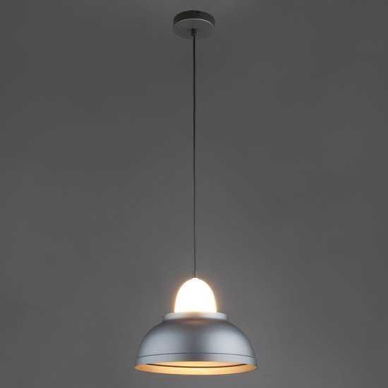 Подвесной светильник 50142/1 серый фото