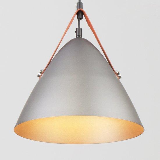 Фото №3 Подвесной светильник 50141/1 серый