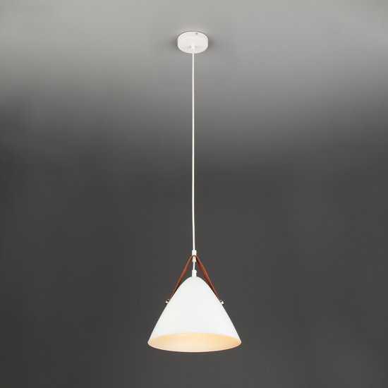 Подвесной светильник 50141/1 белый фото