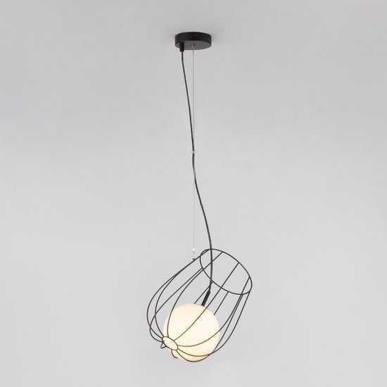 Подвесной светильник 50139/1 черный фото