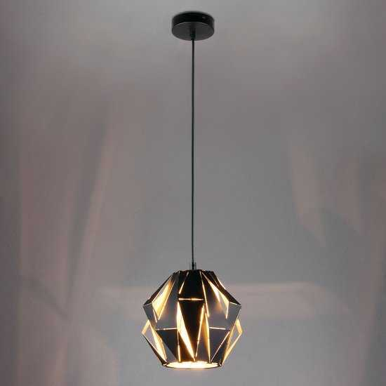 Подвесной светильник 50137/1 черный фото