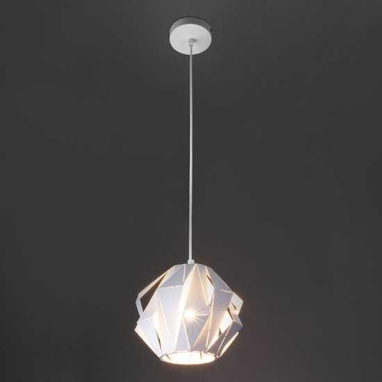 Подвесной светильник 50137/1 белый фото