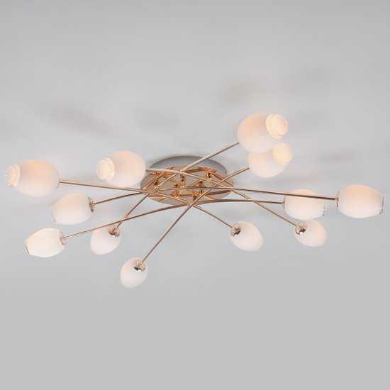 Потолочный светильник 30135 золото фото