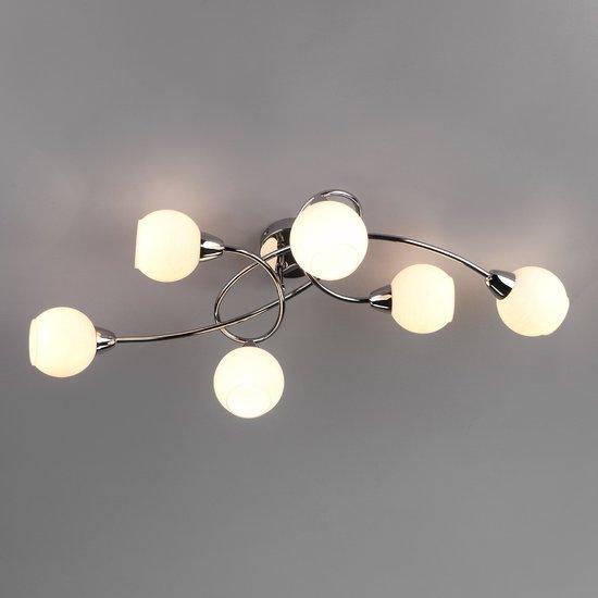 Фото №5 Потолочный светильник 30133/6 хром