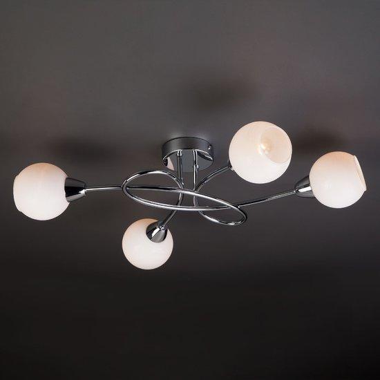 Фото №3 Потолочный светильник 30133/4 хром