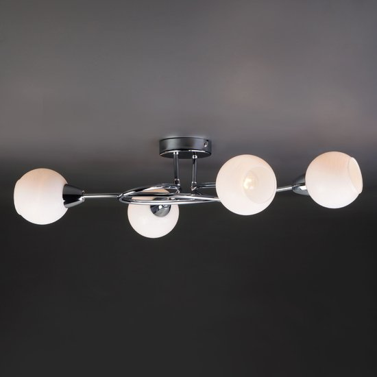 Фото №7 Потолочный светильник 30133/4 хром