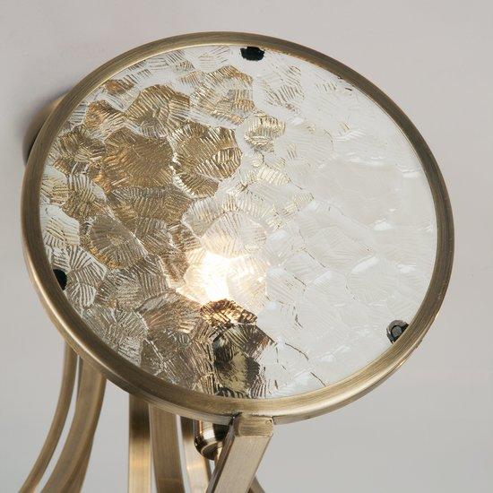 Фото №8 Потолочная люстра 60073/8 античная бронза
