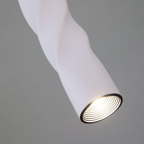 Фото №5 Светодиодный подвесной светильник 50136/1 LED белый