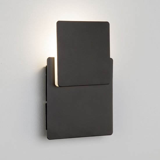 Фото №5 Светодиодный настенный светильник 40136/1 черный