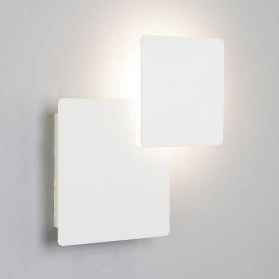 Светодиодный настенный светильник 40136/1 белый фото