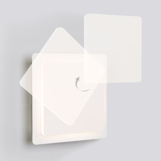 Фото №3 Светодиодный настенный светильник 40136/1 белый