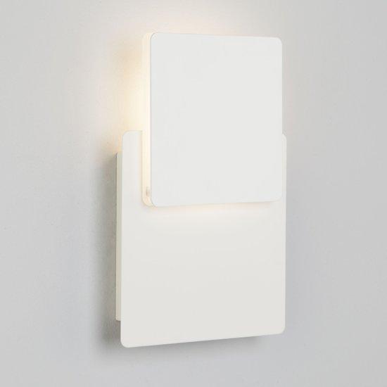 Фото №5 Светодиодный настенный светильник 40136/1 белый