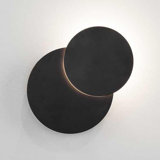 Фото №2 Светодиодный настенный светильник 40135/1 черный