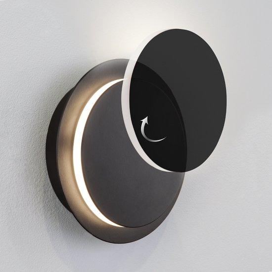 Фото №3 Светодиодный настенный светильник 40135/1 черный