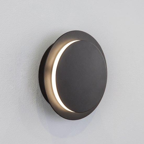 Фото №4 Светодиодный настенный светильник 40135/1 черный