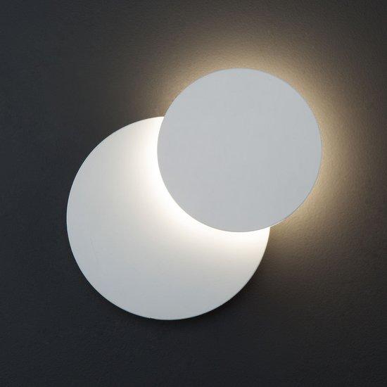 Фото №3 Светодиодный настенный светильник 40135/1 белый