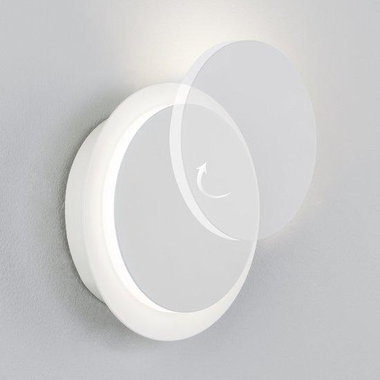 Фото №4 Светодиодный настенный светильник 40135/1 белый