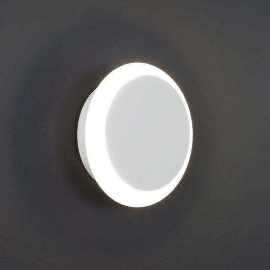 Фото №5 Светодиодный настенный светильник 40135/1 белый