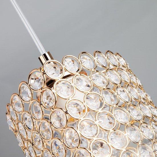 Фото №5 Подвесной светильник 50068/1 золото