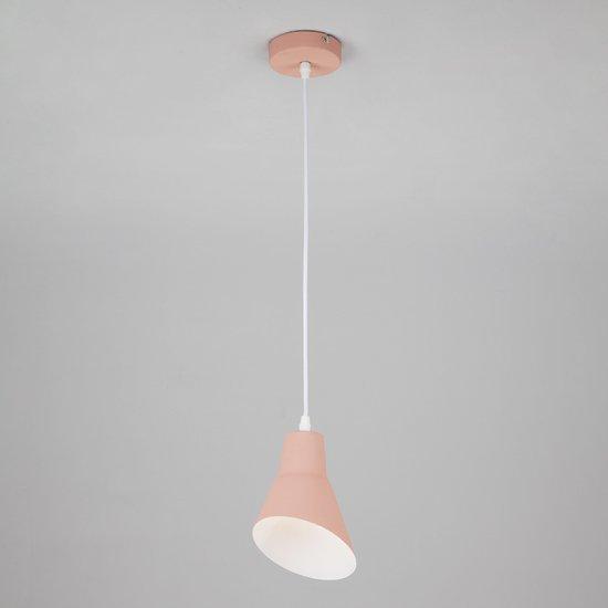 Фото №3 Подвесной светильник 50069/1 розовый