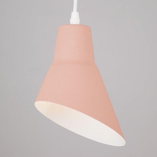 Фото №4 Подвесной светильник 50069/1 розовый
