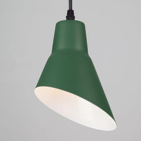 Фото №3 Подвесной светильник 50069/1 зеленый
