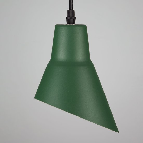 Фото №4 Подвесной светильник 50069/1 зеленый