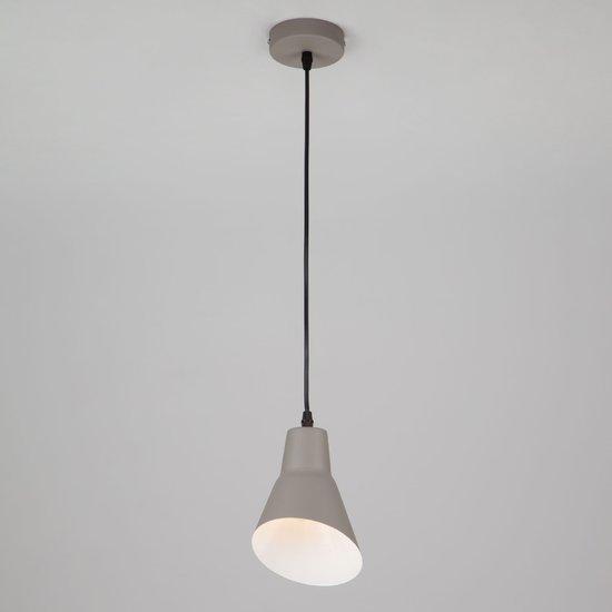 Фото №3 Подвесной светильник 50069/1 серый