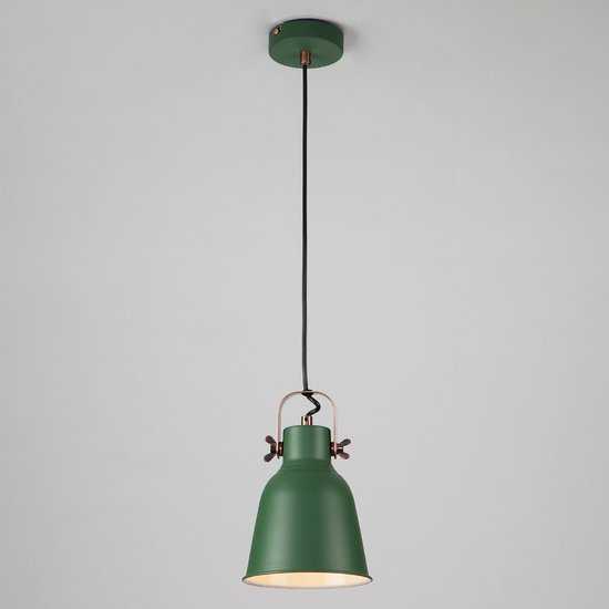 Подвесной светильник 50083/1 зеленый фото