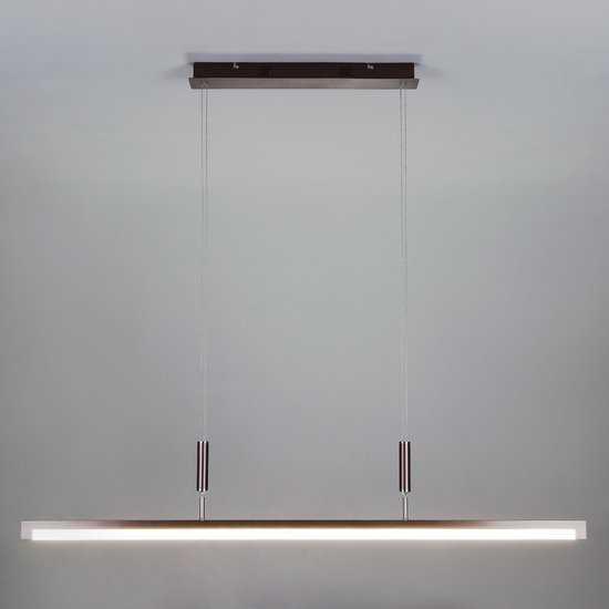 Фото №2 Светодиодный подвесной светильник 90030/1 коричневый