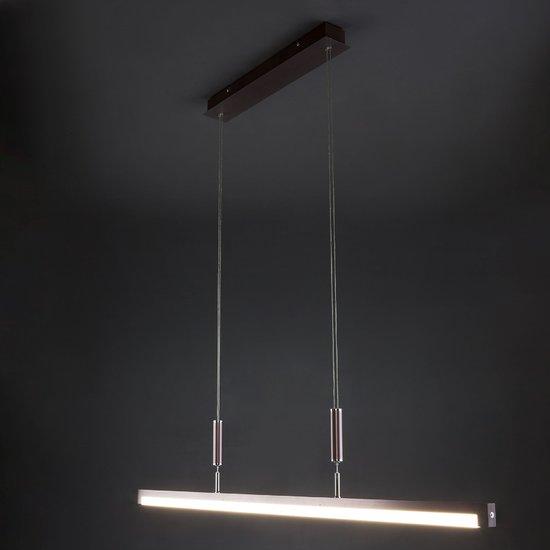 Фото №3 Светодиодный подвесной светильник 90030/1 коричневый