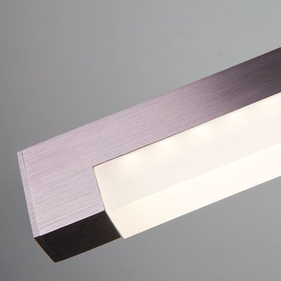 Фото №4 Светодиодный подвесной светильник 90030/1 коричневый