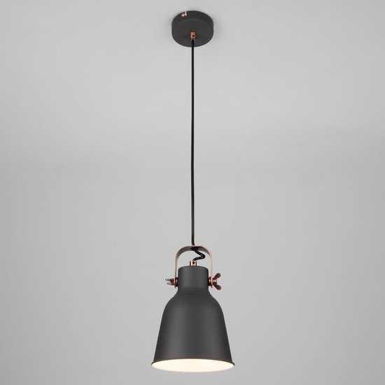 Подвесной светильник 50083/1 черный фото
