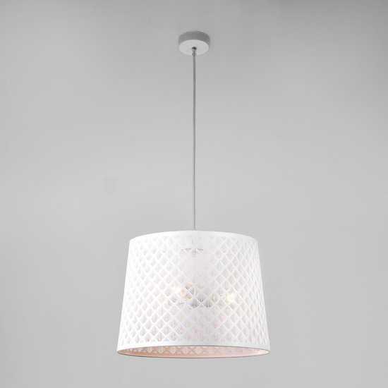 Подвесной светильник 70076/3 белый фото