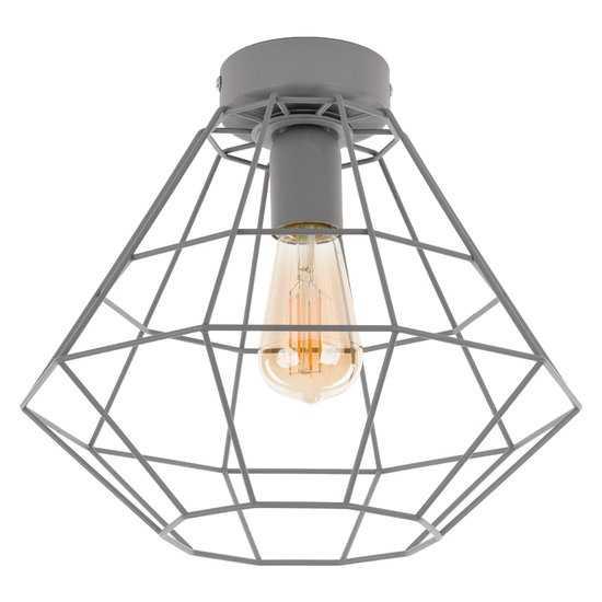 Фото №2 Потолочный светильник в стиле лофт 2296 Diamond