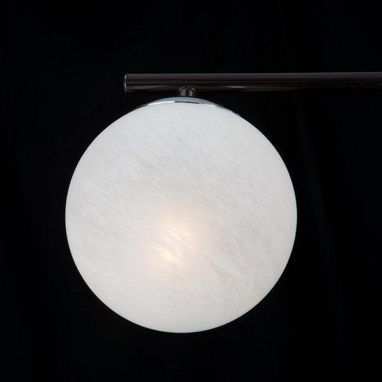 Фото №3 Подвесной светильник в стиле лофт 70069/3 хром/черный