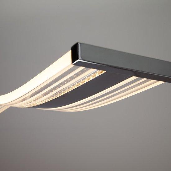 Фото №4 Светодиодный подвесной светильник 90071/1 хром