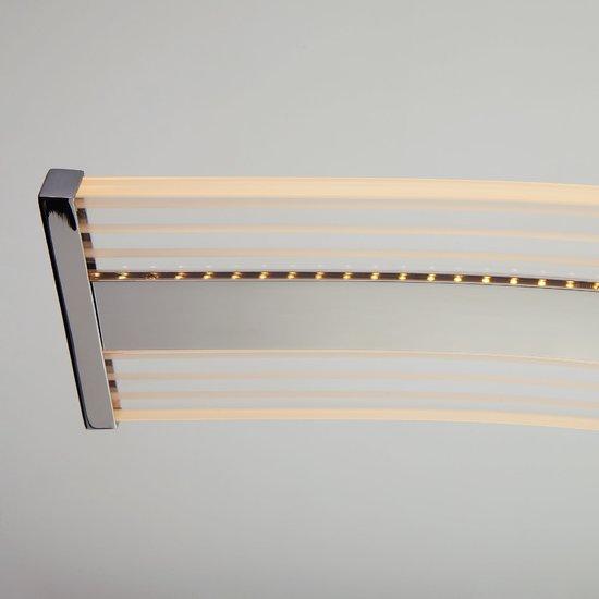 Фото №5 Светодиодный подвесной светильник 90071/1 хром