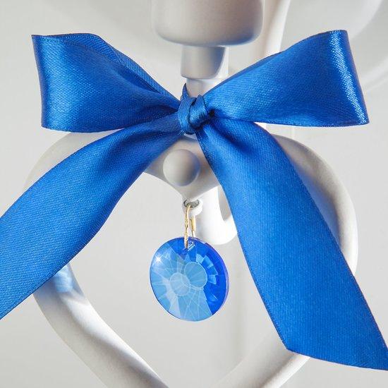 Фото №6 Бра с абажуром 60066/1 белый/синий