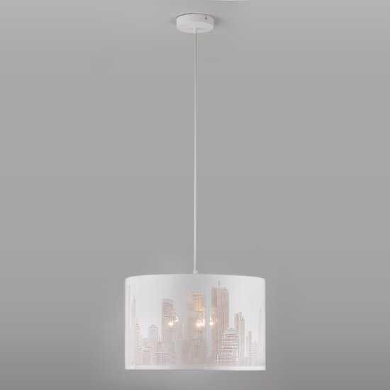 Подвесной светильник 50066/3 белый фото