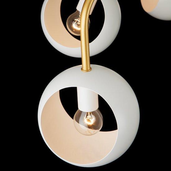 Фото №4 Подвесной светильник в стиле лофт 70055/6 белый
