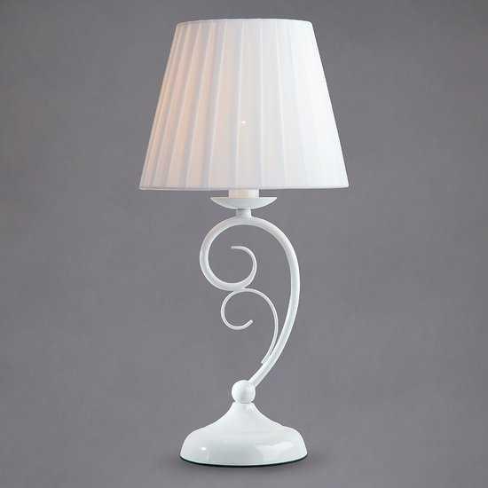 Фото №2 Классическая настольная лампа 01090/1